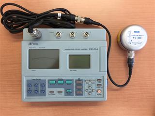 振動レベル計VM-53A(3m2189)