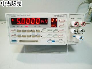 プログラマブル直流電圧電流源 7651-01-A(3a0010)