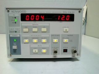 デジタル信号発生器 DG-2432(3a0044)