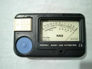 メグオームハイテスタ 3451(3a0389)