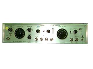 超低周波発振器 FG124(3a0746)