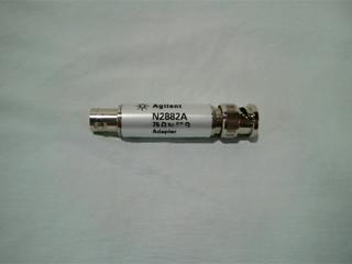 BNCアダプタ(75Ω – 50Ω ) N2882A(3a0844)