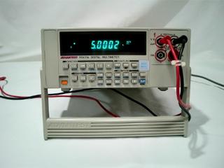 デジタルマルチメータ R6451A(3c2502)
