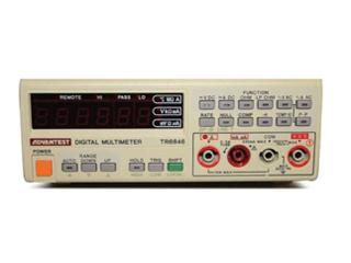 デジタルマルチメータ TR6846(3c2803)