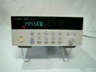 データ収集/スイッチ・ユニット 3499B(3g0257)