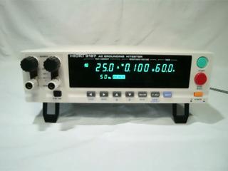 保護導通試験器 3157-01(3i0453)