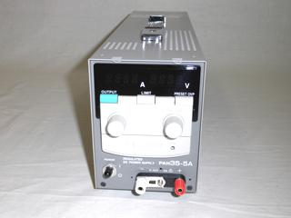 直流安定化電源 PAN35-5A(3m3626)
