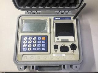 無線式車両重量計 スーパーJUMBO II TJRFW2-10LU(3m3763)