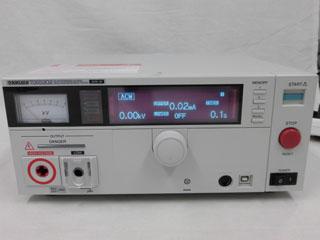 耐電圧・絶縁抵抗試験器  TOS-5302(3m3765)