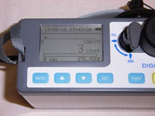 光散乱式デジタル粉塵計 3432(3m3770)