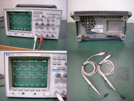 デジタルオシロスコープ(54602A)