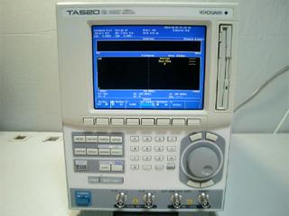 タイムインターバルアナライザ 7043-10-1-M/C8/F1(TA520)(a01992)
