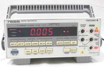 デジタルマルチメータ 7555-01-1-M/C1(3m2633)