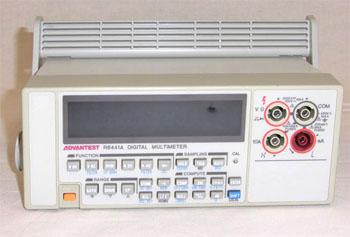 デジタルマルチメーター R6441A(3m2689)
