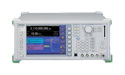 ベクトル信号発生器 MG3700A(6GHz拡張)(3m3354)